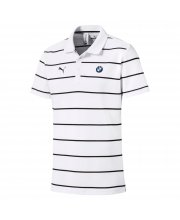Camisa Polo Puma BMW M Motorsports Striped